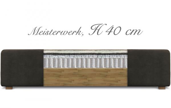 Meisterwerk, H: 40 cm